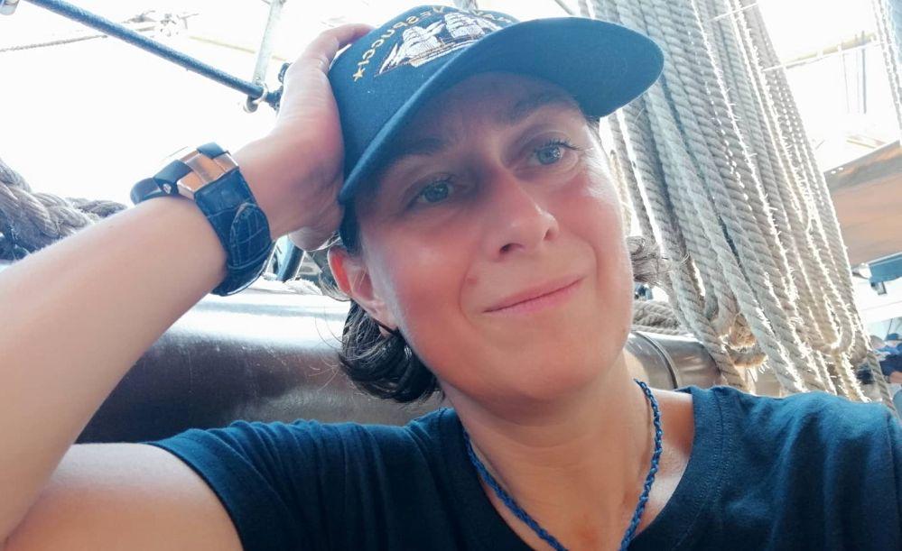 Una dianese chiamata a fare da tutor ai giovani nella Marina militare: è Maruska Aicardi