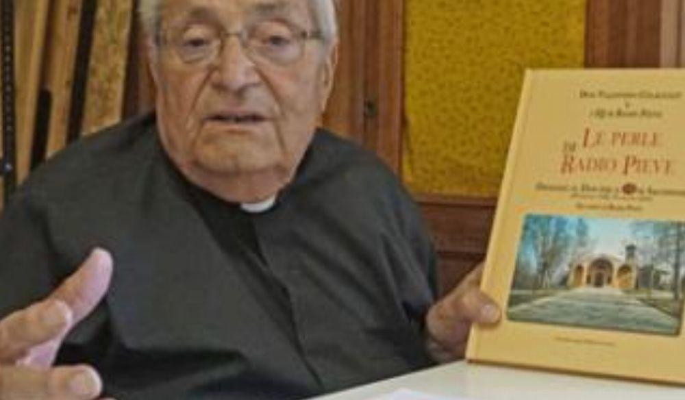 E' morto il fondatore della radio della Diocesi di Tortona, mons. Valentino Sculacciati