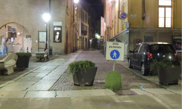 Il Movimento Cinquestelle contro l'apertura dell'Isola pedonale a Tortona