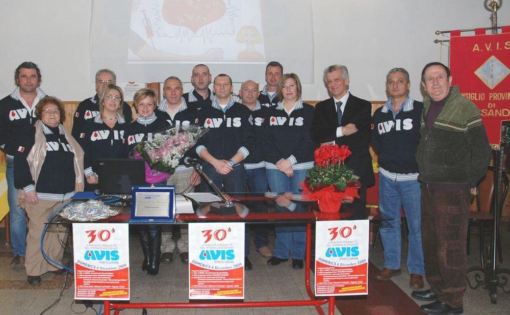A Pontecurone domenica si festeggiano i 40 anni dell'Avis