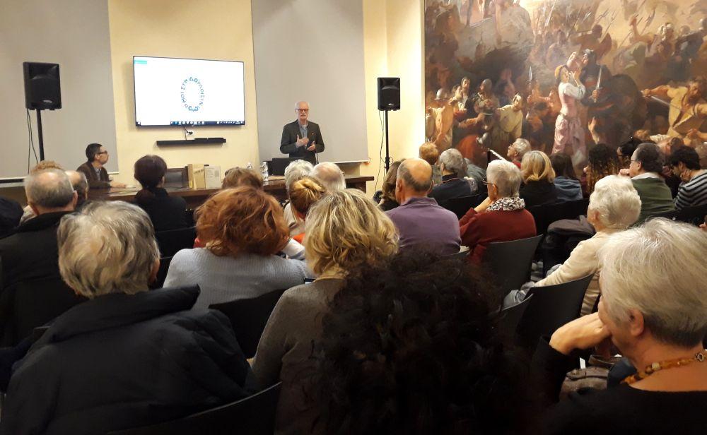 Sempre tanta gente a Tortona agli incontri di Filosofia del Gruppo Chora, martedì il prossimo