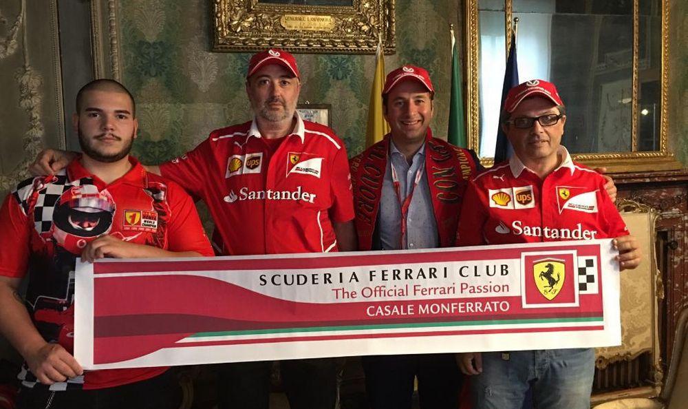 A Casale Monferrato costituito il Ferrari Club