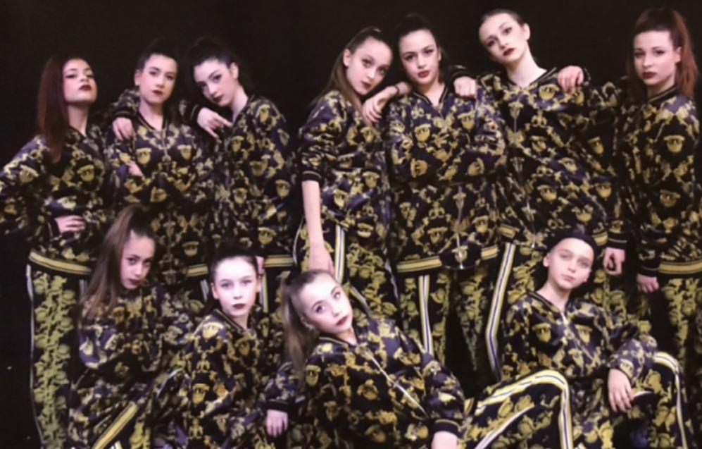 Le tortonesi di Hip Hop conquistano la medaglia di bronzo al concorso nazionale Winter Dance Contest con 100 scuole