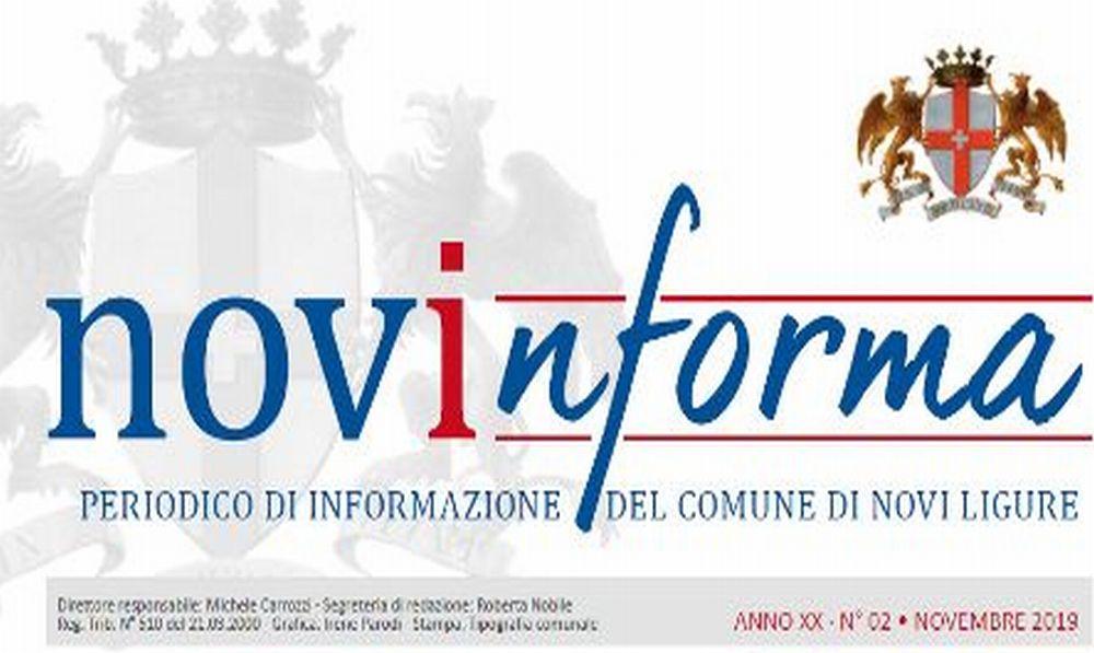 Il giornale del Comune di Novi Ligure diventa online