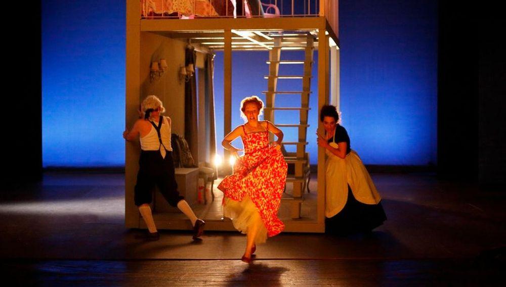 """Mercoledì al teatro Civico di Tortona il terzo spettacolo della stagione: """"La scuola delle mogli"""" di Molière"""