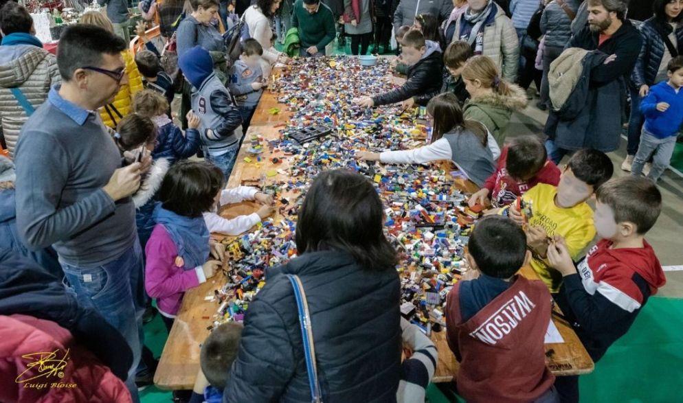 Tortona Brick 2019: i Lego tornano in città. E c'è anche la sfida tra famiglie. Come iscriversi