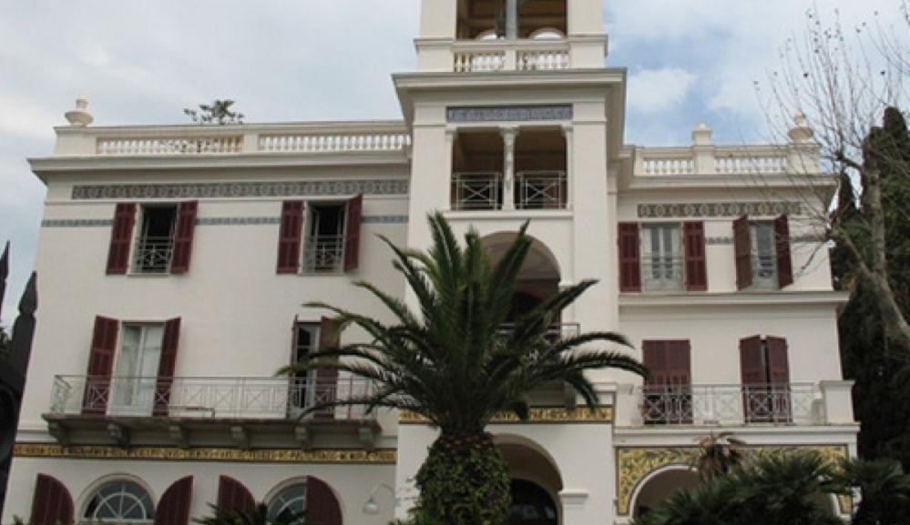 Sabato a Bordighera riapre Villa Etelinda per una manifestazione