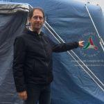 Za Garibaldi: Protezione civile Alpina, grandissima capacità organizzativa in situazioni di emergenza