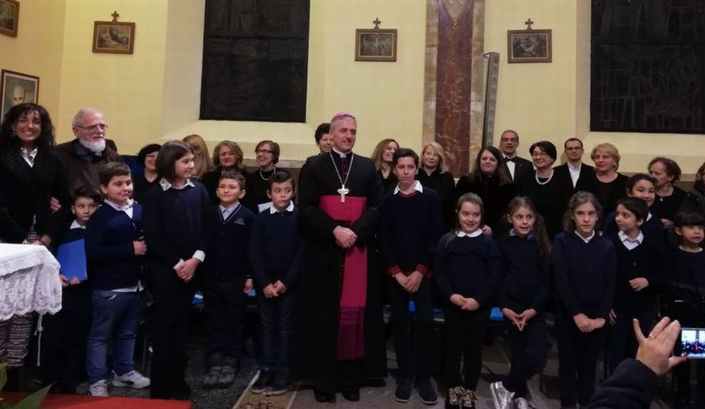 L'Accademia Musicale San Matteo di Tortona ha reso vivo il Natale agli ammalati dell'ospedale