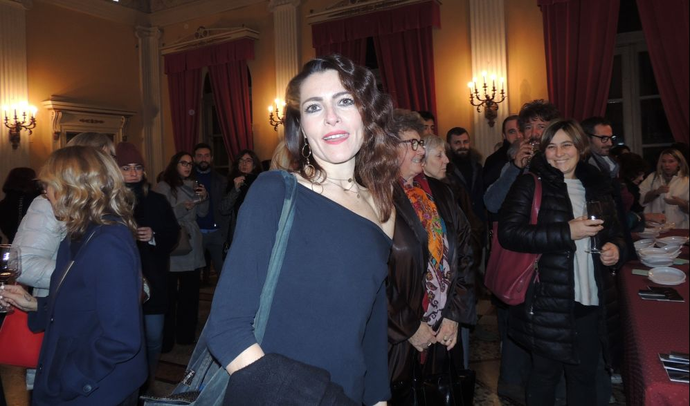 Roberta Caronia e Valter Malosti superbi al Civico di Tortona nel Berretto a Sonagli