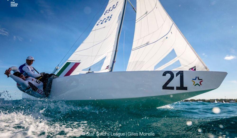 Sesto posto per il dianese Diego Negri alla  finale della Star Sailors League di Nassau di vela