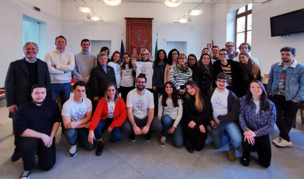 """""""Passaggio di testimone"""" per i giovani del Servizio Civile di Tortona"""