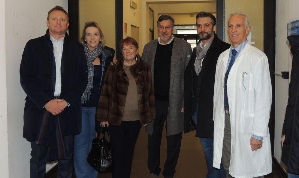 L'assessore regionale alla Sanità in visita all'ospedale di Tortona promette interventi a breve. Ecco quali