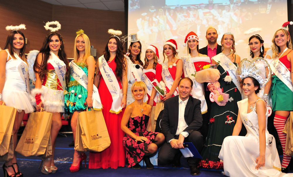 Nicole Vio vince  Miss Inverno, il concorso del dianese Luca Valentini