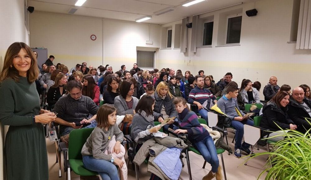 "Tanta gente all'Open night al Liceo ""Giuseppe Peano"" di Tortona"