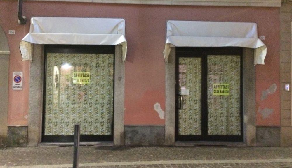 Aumentano i negozi sfitti a Tortona, la colpa però non è del Comune ma della crisi e…