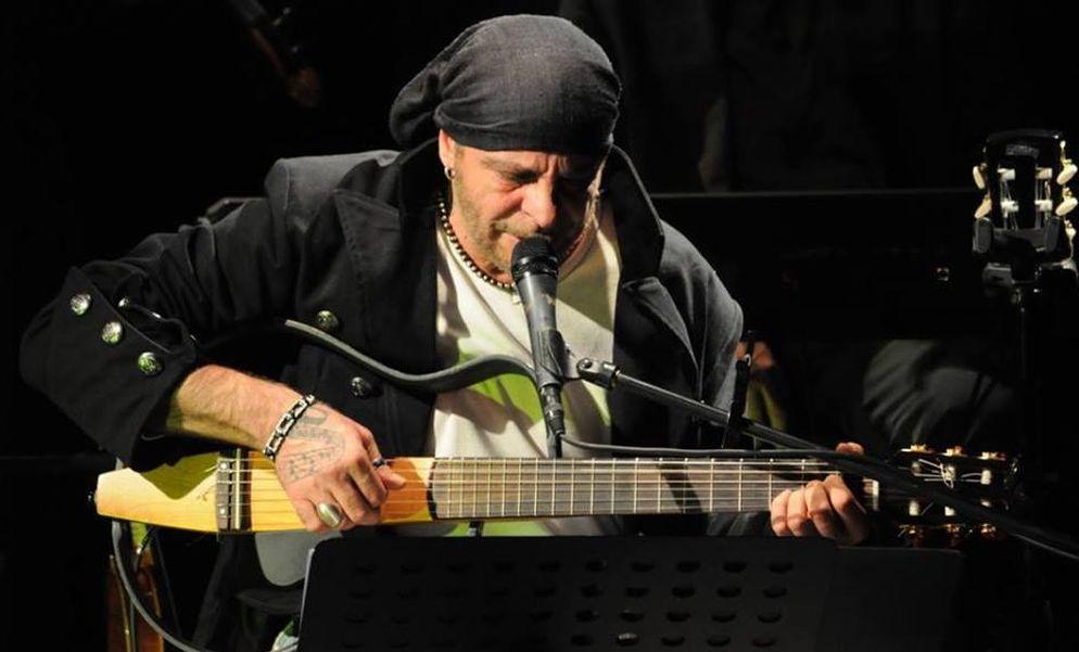 Sabato a Novi Ligure le canzoni di Fabrizio De Andrè con Aldo Ascolese