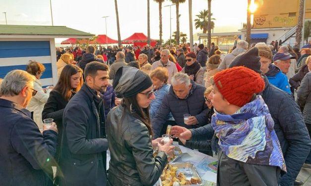 Capodanno a San Bartolomeo al Mare, grande successo