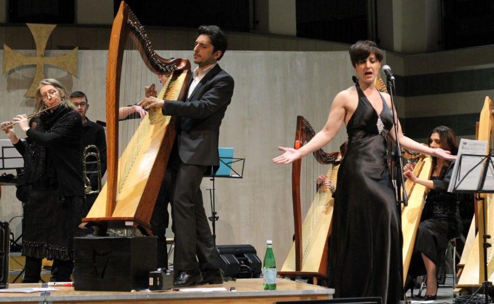 Perosi Festival e Amici della Musica organizzano un concerto di grande livello a Tortona con la Celtic Harp Orchestra