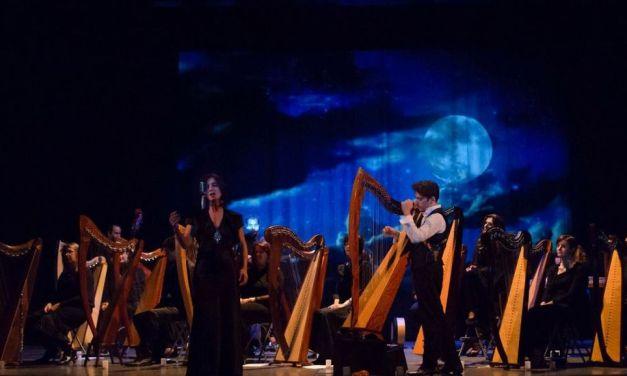 Sabato a Tortona il concerto della Celtic Harp Orchestra
