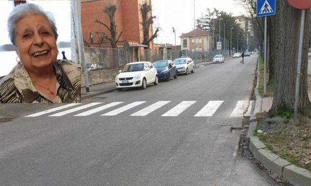Pensionata di Novi Ligure investita da un'auto, muore dopo una settimana. Mercoledì i funerali