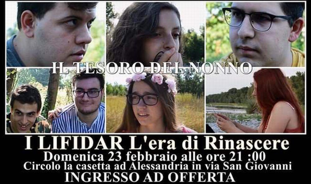 Sette giovani di Tortona, i Lifidar, tornano ad esibirsi in pubblico col loro nuovo video in Dvd