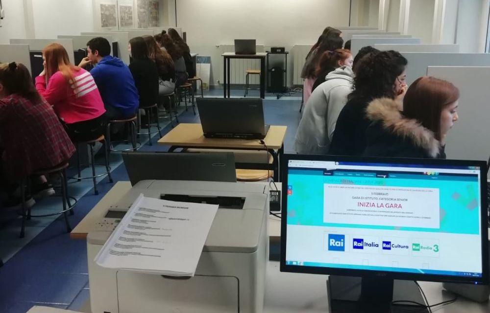 85 studenti del Liceo Peano di Tortona parteciperanno alle olimpiadi Italiano