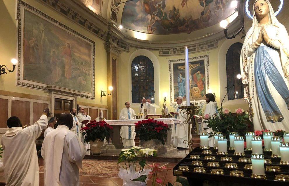 La parrocchia San Michele di Tortona è diventata chiesa dell'adorazione quotidiana