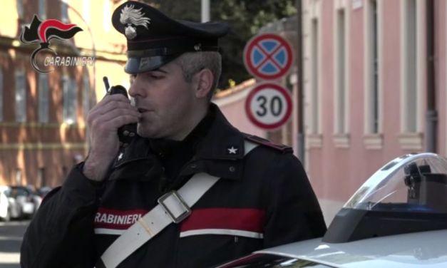 Un video dei Carabinieri che invita la gente a stare in casa