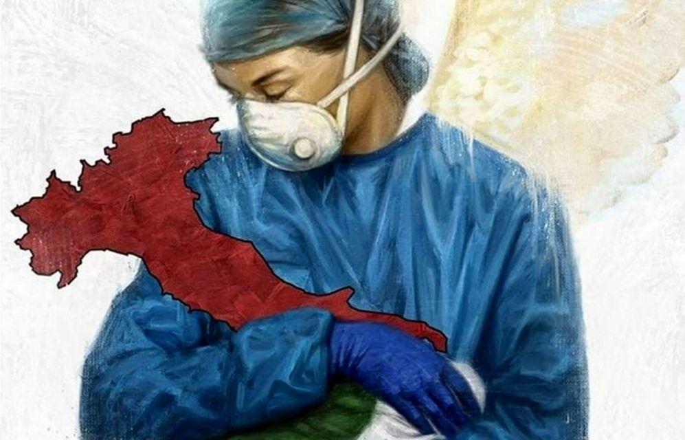 Coronavirus in Piemonte, decessi e contagi ai minimi, per fortuna. Manteniamo distanza sociale e mascherina che va bene!