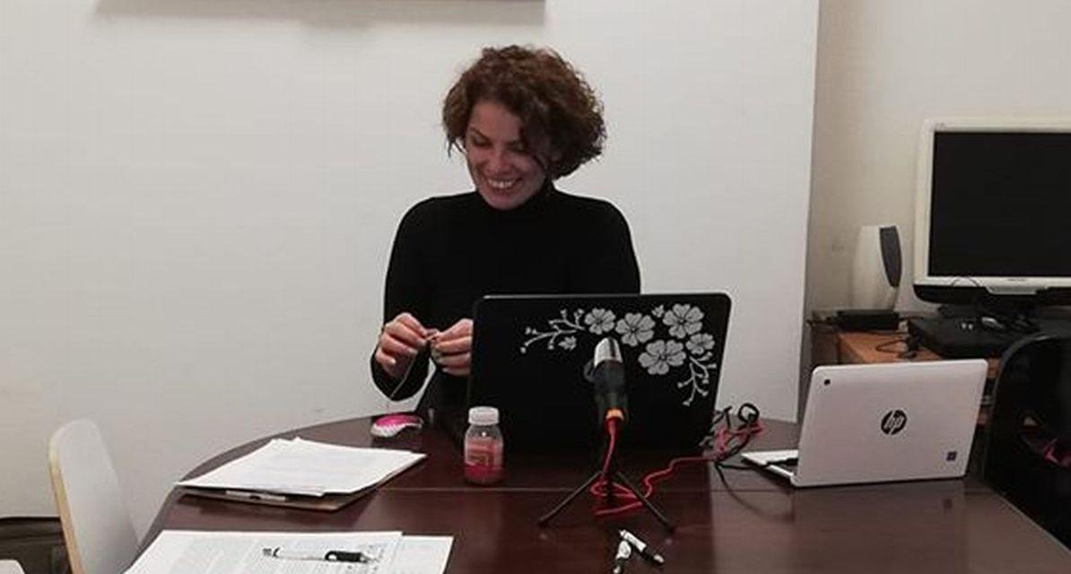 Sheyla Bobba difende i deboli dal suo sito internet senzabarcode.it