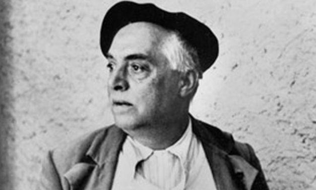 Personaggi Alessandrini: il maestro d'arte Carlo Carrà