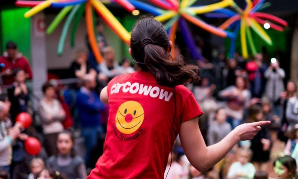 """Nasce un """"Cortile digitale """"per i Bambini, l'iniziativa di Circowow"""