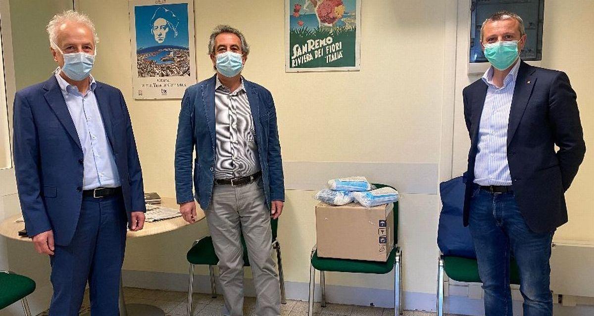 Tamponi per il Virus, in arrivo un nuovo macchinario all'ospedale di Sanremo