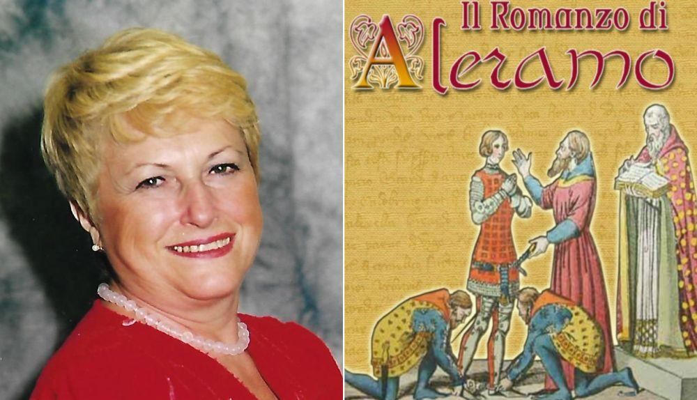 """""""Il Romanzo di Aleramo"""" della scrittrice alessandrina Liliana Angeleri. Forse a breve un film"""