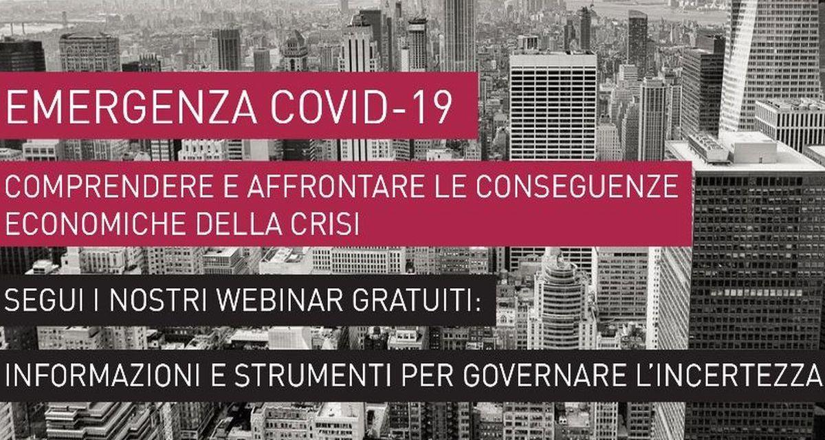 """Giovedì a Tortona la Ciat organizza l'incontro gratuito """"Imprese ed emergenza Covid-19: sostenere la competitività delle Pmi – Come costruire un business plan?"""""""