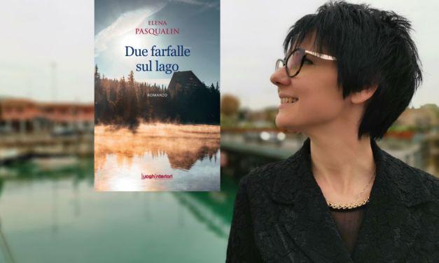 """Elena Pasqualin e il suo ultimo libro """"Leggere e scrivere è  l'unica cosa che ci rende veramente liberi"""""""