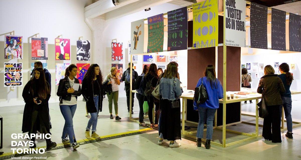 Da oggi è possibile visitare virtualmente il Festival graphic days® a Torino navigando su google arts & culture