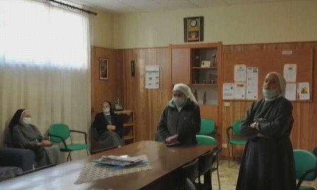 Al via a Tortona e su internet una raccolta fondi a favore delle suore colpite dal Covid e per il Cottolengo
