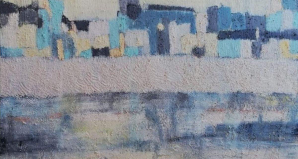 Nell'opera pittorica della dianese Antonella Cotta, la luce della speranza. Di Giulia Quaranta Provenzano