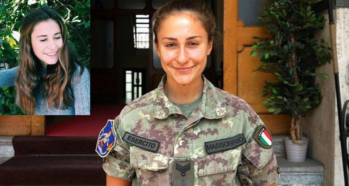 Elena Massobrio di Tortona capocorso alla scuola militare Teulié racconta in esclusiva la sua esperienza. L'intervista