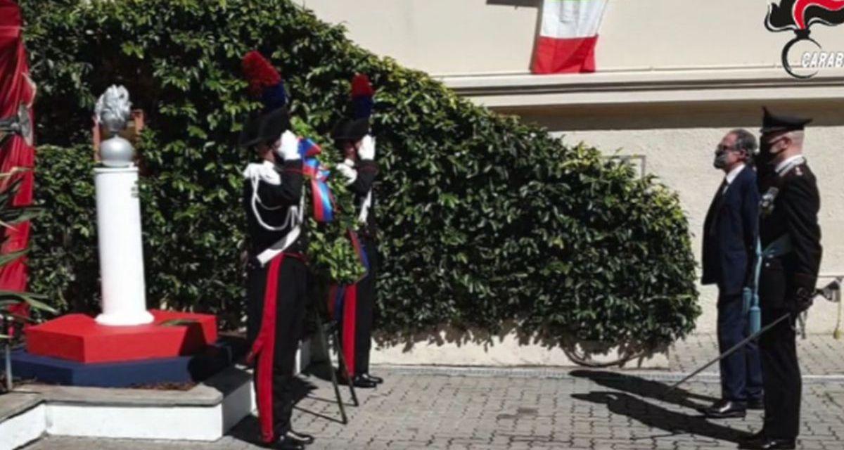 Celebrata la Festa dei Carabinieri in provincia di Imperia