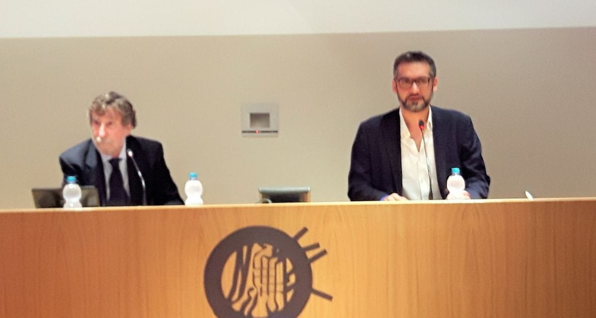 Studenti e docenti dell'I.I.S. Marconi di Tortona hanno reso omaggio a Paolo Giorgio Ferri