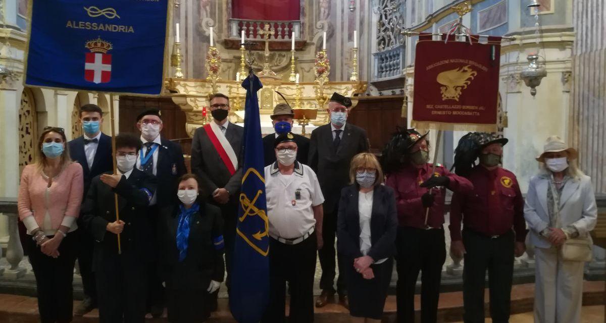 Ad Alessandria ricordate le vittime della Pandemia con una messa