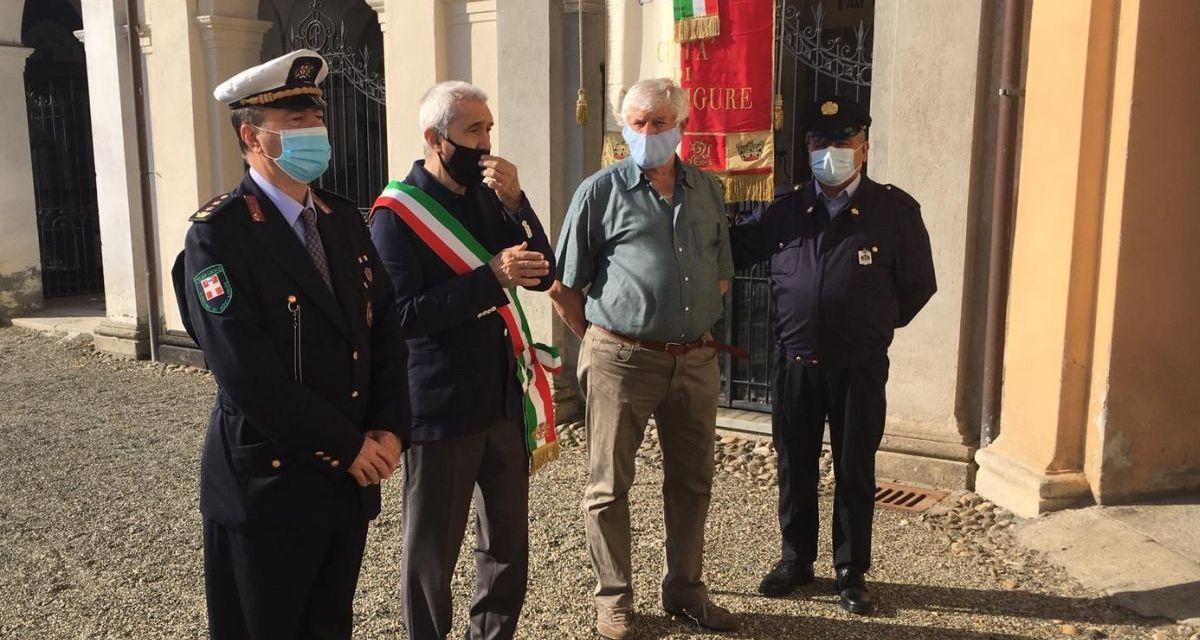 Novi Ligure ha ricordato le vittime del bombardamento dell' 8 luglio 1944