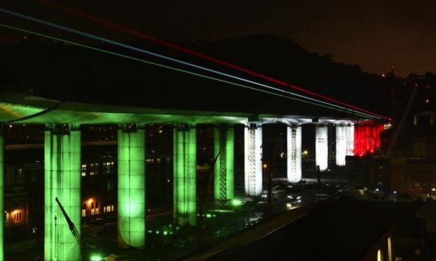 Fabrizio De Andrè e l'inaugurazione del nuovo ponte di Genova. Di Giulia Quaranta Provenzano
