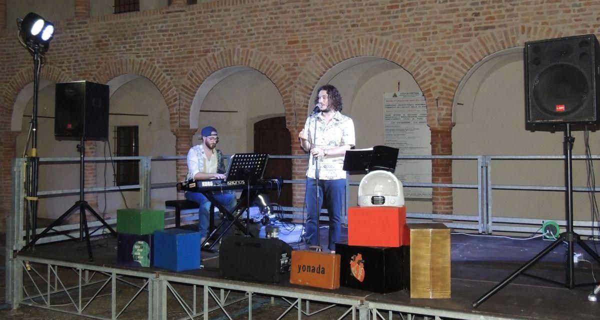 Un successo, a Tortona, la prima manifestazione post covid dell'Accademia San Matteo e del Comune