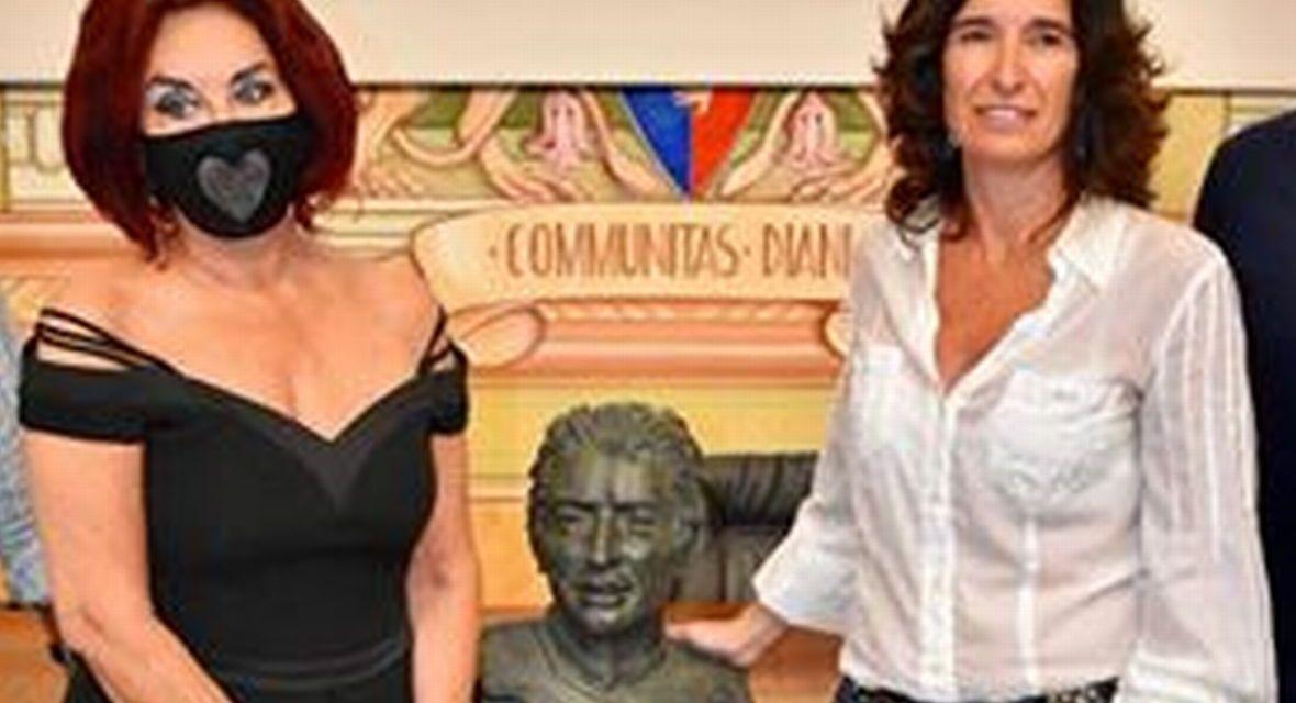 Sabato a Diano marina l'inaugurazione del busto a Gimondi