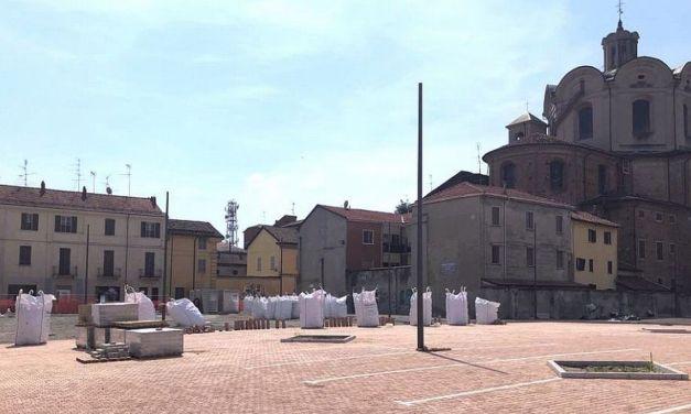 I lavori pubblici a Casale Monferrato proseguono anche ad agosto
