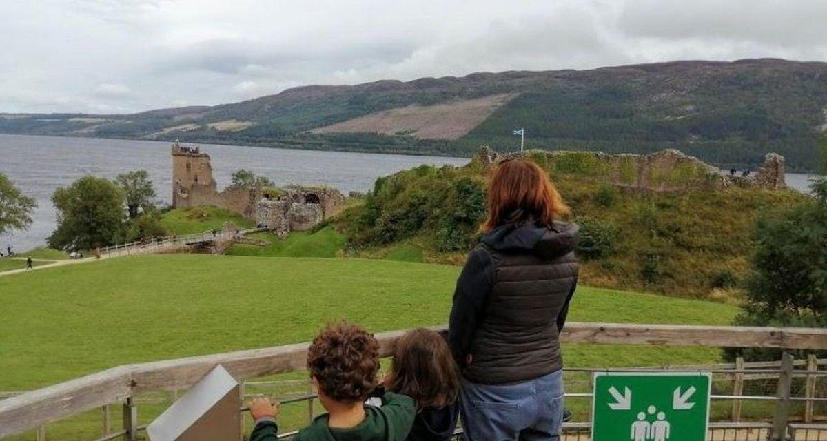 Viaggiareoggi: La seconda parte di un bel viaggio in Scozia. Di Viviana Ferentilli